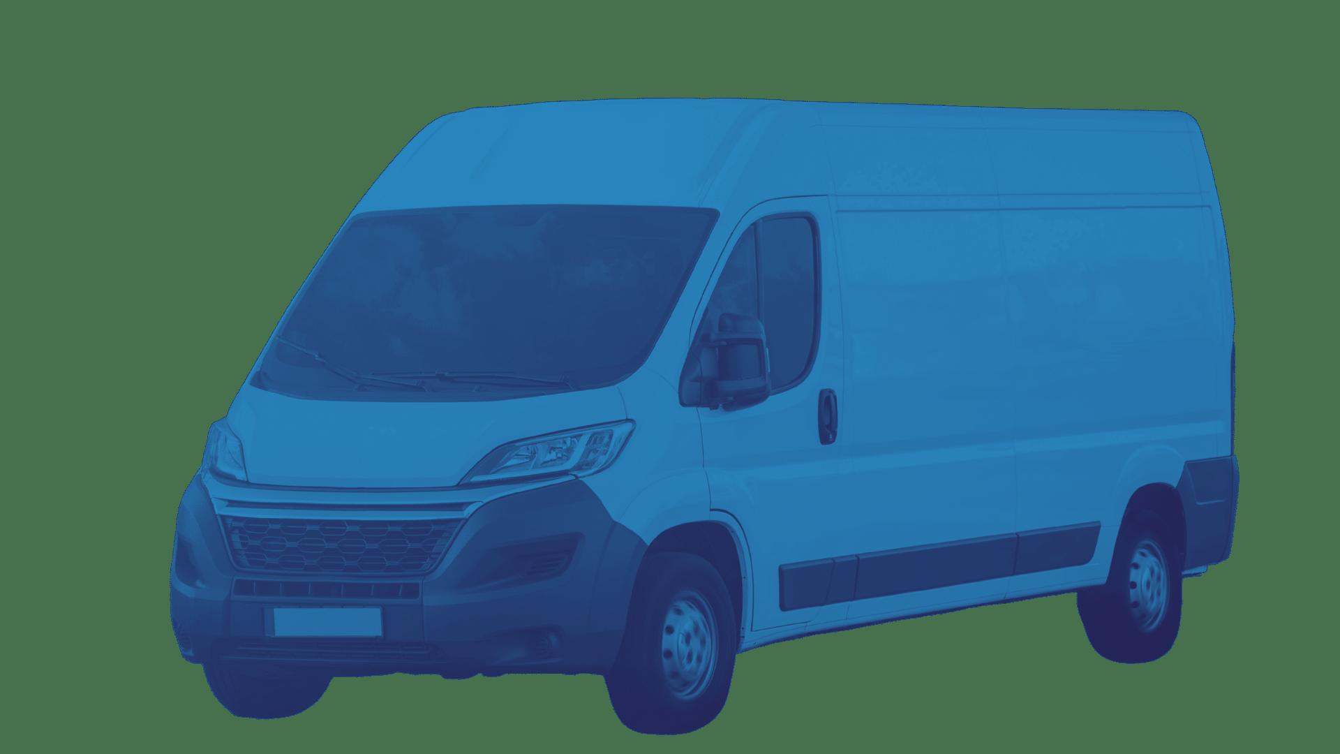 Storage Oldham Van