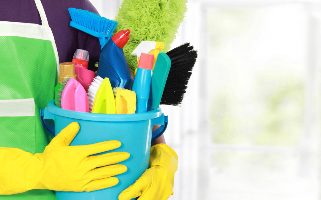 How to clean your self-storage unit? 5 easy steps to keep your storage units clean
